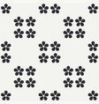 geometric national seamless japanese pattern vector image