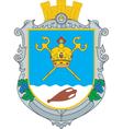Gikolaev Oblast vector image vector image
