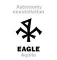 astrology eagle aquila constellation