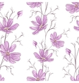 Buttercup seamless pattern vector image vector image