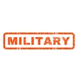 Military Rubber Stamp