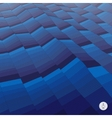 Abstract background Mosaic vector image vector image