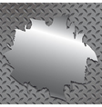 metal texture seamless vector image vector image
