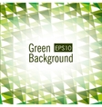 Green background style design vector image vector image