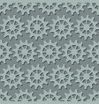 seamless background with gray gears the wheels vector image