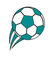soccer ball icon image vector image vector image