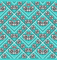 tribal geometric seamless pattern geometric vector image
