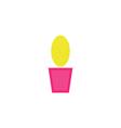 Houseplant Icon vector image
