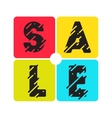 sale promo vector image vector image