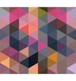 Seamless Triangle Pattern Background Texture vector image vector image