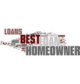 Best homeowner loans perfect package for