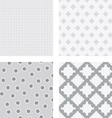 grey flower backgrounds vector image