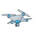 drone rc symbol vector image
