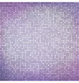 Abstract shiny background with tiny squares vector image