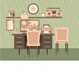 Workspace Office vector image vector image