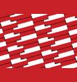 grunge austria flag or banner vector image vector image