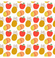 hand drawn - seamless pattern with colorful vector image