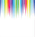 abstract colorful background 3 vector image vector image