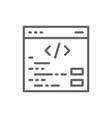 search engine optimization webpage repair vector image vector image