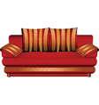 Couch vector image vector image