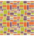 Seamles Geometric Abstract Colorful Pattern vector image vector image