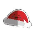 Santa claus xmas cartoon vector image vector image