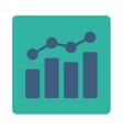 Analytics Icon vector image vector image