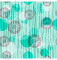 Seamless green striped pattern vector image vector image