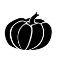 drawing of a pumpkin vector image