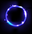 abstract light ring