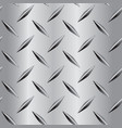 diamond plate pattern vector image