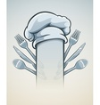 Kitchen utensils for cooking vector image
