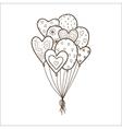 heart air balloons batch