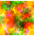 Seamless colourful background vector image vector image