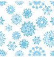 Snowflakes background vector | Price: 1 Credit (USD $1)