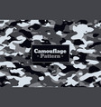 Soldier military camouflage pattern in white and