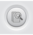 Audit Icon Business Concept vector image vector image
