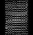 metal grate vector image vector image