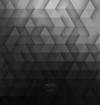 Abstract Geometric Technological Dark Gray vector image