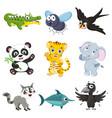 cartoon animals collection