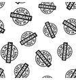 made in germany stamp seamless pattern background vector image