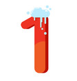 figure is 1 in the snow number for the new vector image