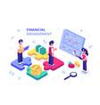 finance management concept