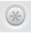 Investment Icon Business Concept vector image vector image