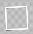 square frame transparent background vector image