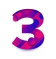 Number bg gradients 3