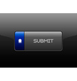 Submit Button vector image