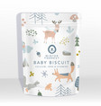 white pouch or sachet packaging mockup vector image vector image