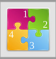 Puzzle square vector | Price: 1 Credit (USD $1)