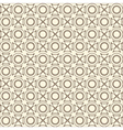Abstract retro seamless pattern vector image